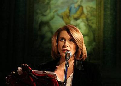 gmc 50 - Santa Maria degli Angeli - Roma 6-01-2005 attrice Paola Pitagora