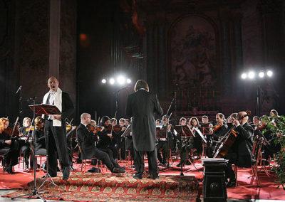 gmc 51 - Santa Maria degli Angeli - Roma 6-01-2006 tenore William Matteuzzi