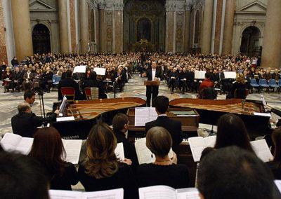 gmc 52 - Santa Maria degli Angeli - Roma 6-01-2007 Petit Messe Solennelle di G. Rossini