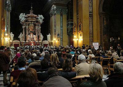 gmc 58 - Santa Maria in Traspontina - Roma 05-01-2004 Coro e Orchestra Cappella Musicale Costantina