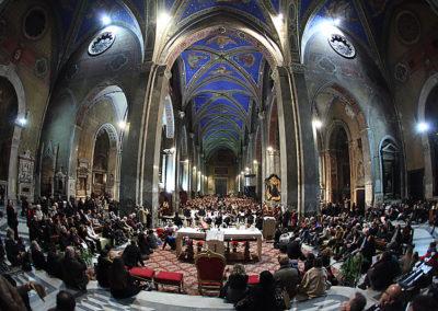 gmc 61 - Santa Maria sopra Minerva - Roma - Concerto dell'Epifania 2012