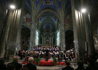 gmc 62 - Santa Maria sopra Minerva - Roma 6-01-2008 Messiah di G.F. Haendel