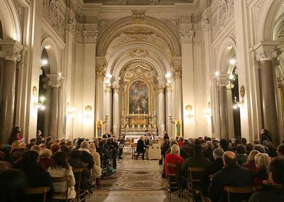gmc 71 - Sant'Andrea e Gregorio al Celio - Roma 3-01-2008 Ensemble dei Musici