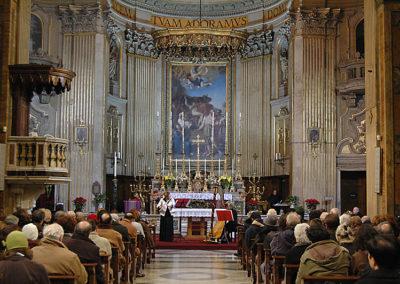 gmc 73 - Sant'Eustachio - Roma 20-12-2007 A.Celeghin flauto N. Recchia arpa