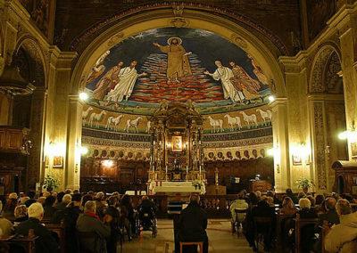 gmc 75 - Santi Cosma e Damiano - Roma 19-12-2003 organo M. Corazza baritono S. Spada
