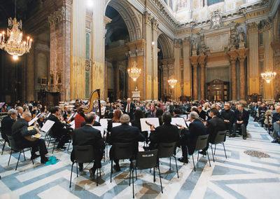 gmc 77 - Santi XII Apostoli - Roma 20-12-2000 Orchestra Mandolinistica Romana