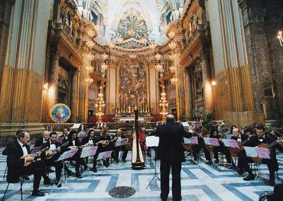 gmc 78 - Santi XII Apostoli - Roma 20-12-2000 Orchestra Mandolinistica Romana