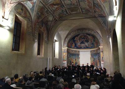 gmc 81 - Sant'Oliva - Cori (LT) 30-12-2012 direttore G. Monti Coro Polifonico Lumina Vocis