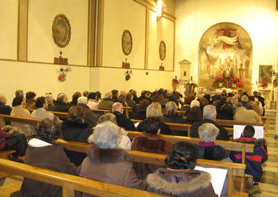 gmc 83 - SS. Filippo e Giacomo in S. Antonio Abate - Vetralla (VT) 27-12-2008 organista Roberto Dioletta soprano Seo Hyun Su