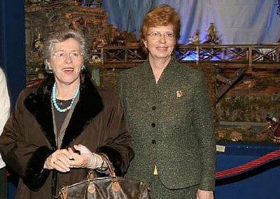 pre 08 - 29ª edizione 2004 - Vice Sindaco di Roma - Mariapia Garavaglia e la Dott.ssa Mariacarla Menaglia
