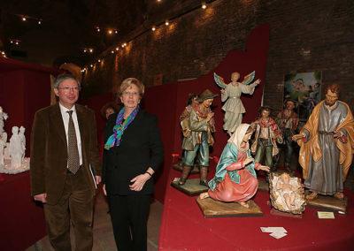 pre 11 - 32ª edizione 2007 - Vincenzo Maria Vita, Assessore alle Politiche Culturali della Provincia di Roma e la Dott.ssa Mariacarla Menaglia