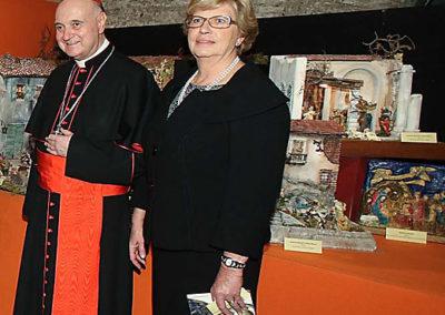 pre 15 - 36ª edizione 2011 - S.E.R. Angelo Cardinale Comastri Vicario Generale del Papa, Arciprete della Basilica di S. Pietro e Presidente della Fabbrica di S. Pietro