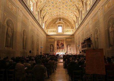 rdn 05 - Concerti e Palazzi 2005 - Palazzo del Quirinale Cappella Paolina
