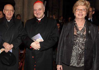 rdn 16 - S.E.R. Francesco Cardinale Machisano, S.E.R. Angelo Cardinale Comastri, Dott.ssa Mariacarla Menaglia
