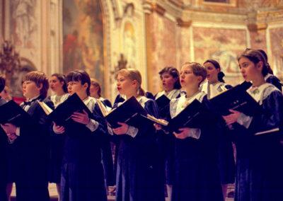 gmc 003 - Santa Maria degli Angeli - Roma 29-12-1996 Coro di voci bianche del Teatro Bolshoi