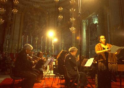 gmc 006 - Santi XII Apostoli - Roma 26-12-1992 soprano Elizabeth Norberg-Schulz